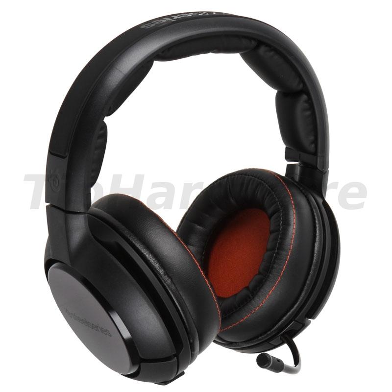 SteelSeries Siberia 840 Wireless Gaming Headset - black