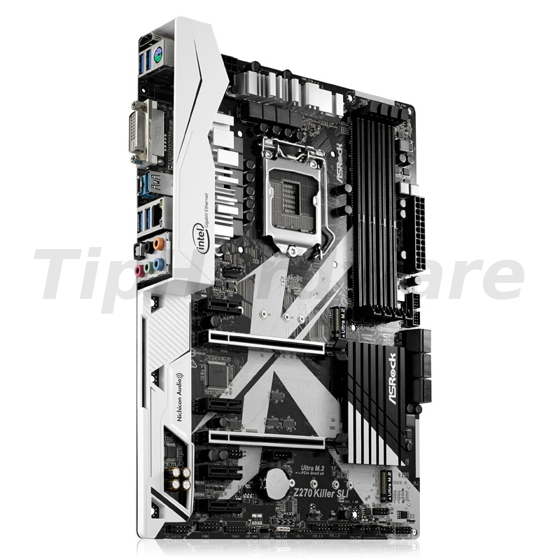 ASRock Z270 Killer SLI, Intel Z270