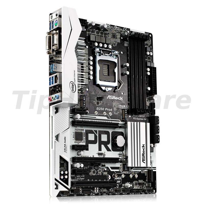 ASRock B250 Pro4, Intel B250