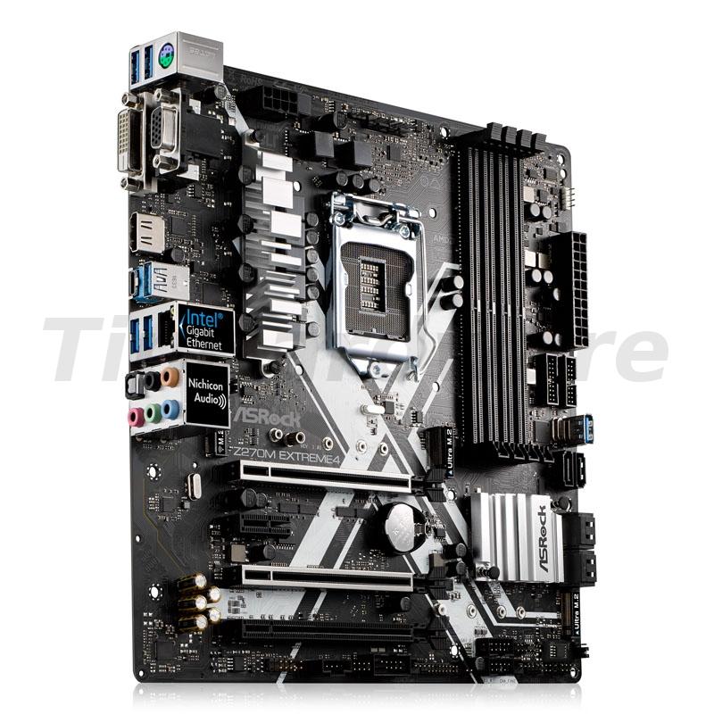 ASRock Z270M Extreme4, Intel Z270
