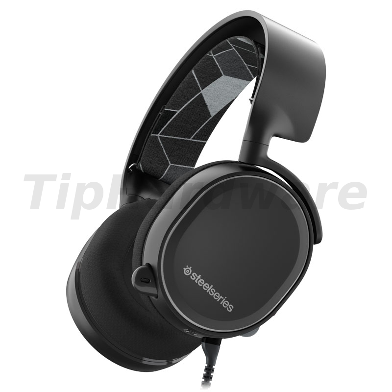 SteelSeries Arctis 3 - 7.1 Surround Gaming Headset - černá