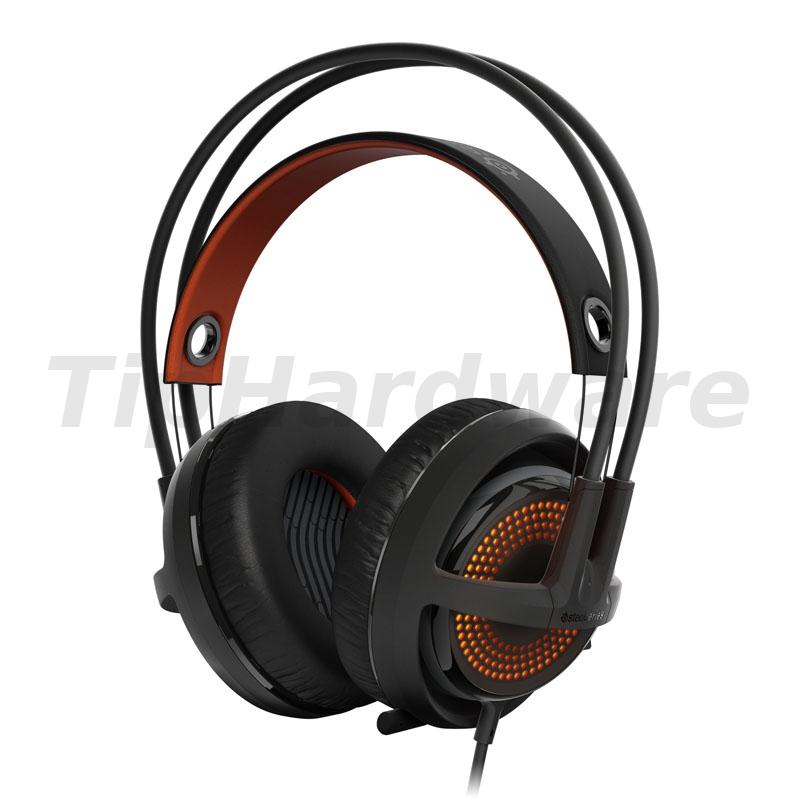 SteelSeries Siberia 350 Gaming Headset - černá
