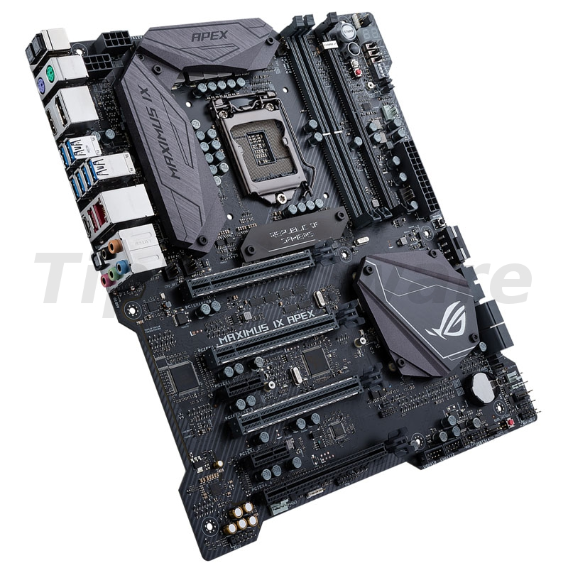 ASUS Maximus IX APEX ROG, Intel Z270 Mainboard - Socket 1151