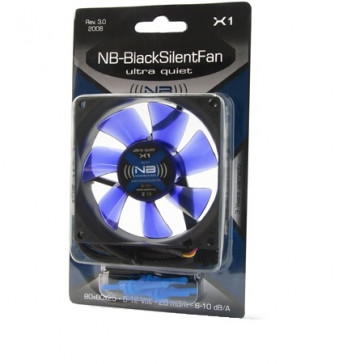 Noiseblocker BlackSilent Fan X1