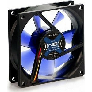 Noiseblocker BlackSilent Fan X2