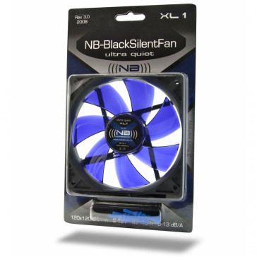 Noiseblocker BlackSilent Fan XL1