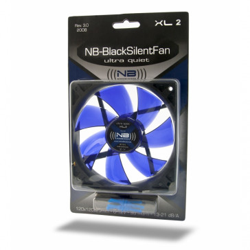 Noiseblocker BlackSilent Fan XL2