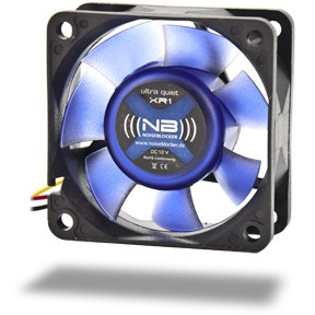 Noiseblocker BlackSilentFan XR2 60x60x25