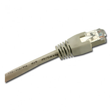 Sharkoon Patch kabel RJ45 Cat.6 S/FTP 1m