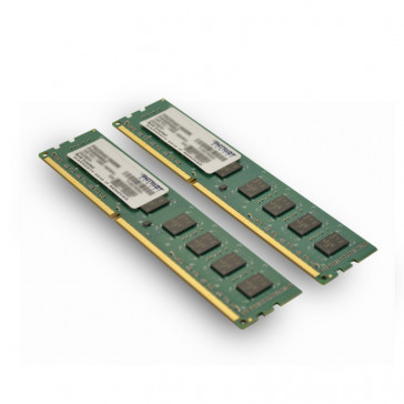 Patriot DIMM 8GB DDR3-1333 Kit (PSD38G1600K)