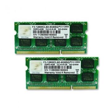 G.Skill SO-DIMM 8GB DDR3-1600 Kit