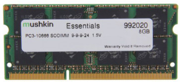 Mushkin SO-DIMM 8GB DDR3-1333 Essentials-Serie