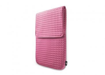 """LaCie Coat Laptop Case 15"""" růžová"""