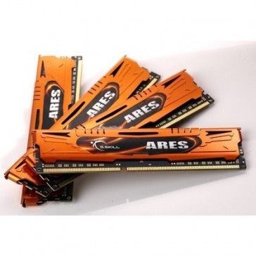 G.Skill DIMM 32GB DDR3-1600 Quad-Kit Ares