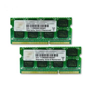 G.Skill SO-DIMM 8GB DDR3-1600 Kit CL11