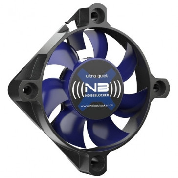 Noiseblocker BlackSilentFan XS-2     50x50x10