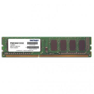 Patriot DIMM 8GB DDR3-1333