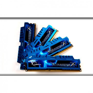 G.Skill DIMM 32GB DDR3-2400 Quad-Kit (F3-2400C11Q-32GXM)