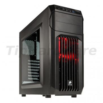 Corsair SPEC-01 Red LED ATX