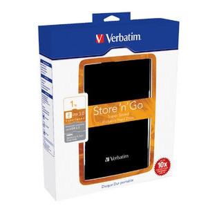 Verbatim Store n Go USB 3.0 1TB černá