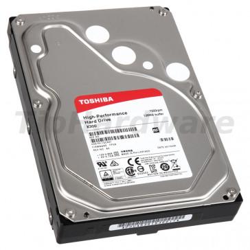Toshiba HDD X300 4TB 3,5 intern SATA Retail [HDWE140UZSVA]