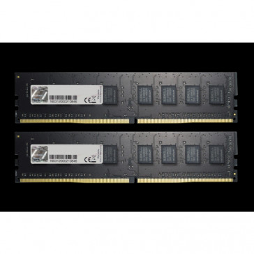 G.Skill DIMM 8 GB DDR4-2400 Kit [F4-2400C17D-8GNT]