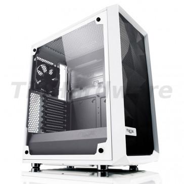 Fractal Design Meshify C White - TG [FD-CA-MESH-C-WT-TGC]