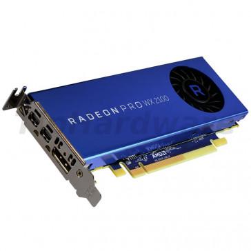 AMD Radeon Pro WX 2100, 2048 MB GDDR5, Low Profile [100-506001]