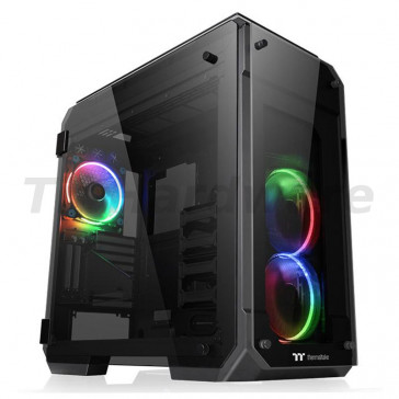 Thermaltake View 71 TG RGB Plus, Big-Tower, Tempered Glass [CA-1I7-00F1WN-02]