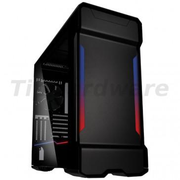 Phanteks Enthoo Evolv X Digital Midi Tower Glass Gaming Case - Black [PH-ES518XTG_DBK01]