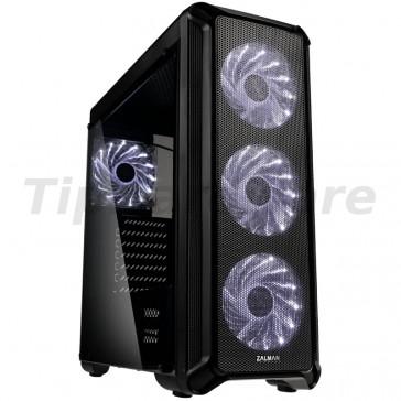 Zalman i3 Midi-Tower Case - Black Window [I3]
