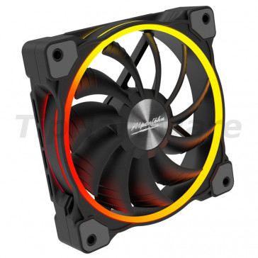 Alpenfohn Wing Boost 3 140mm Addressable RGB PWM Fan [84000000160]