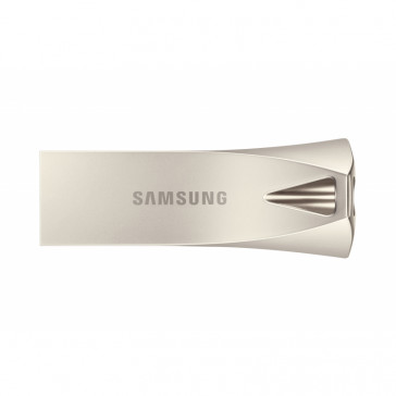 Samsung BAR Plus 256 GB Champagne Silver [MUF-256BE3/APC]