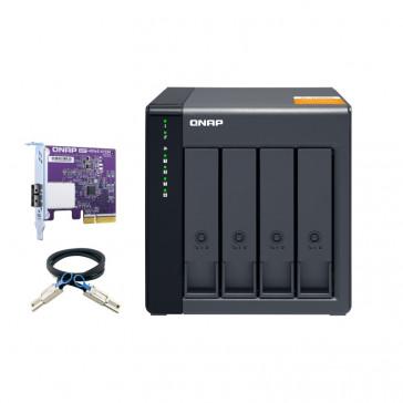 QNAP TL-D400S [TL-D400S]