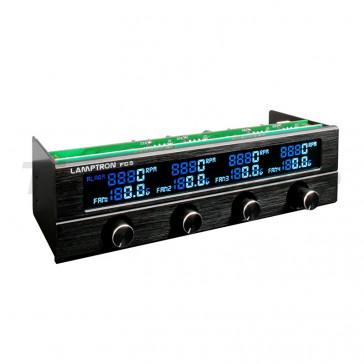 "Lamptron FC5 V2 Fan Controller 5,25"" - black"