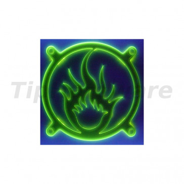 Bitspower Fire - UV green