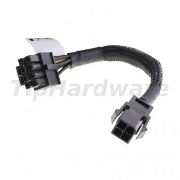 Akasa AK-CBPW10-15BK cable interface/gender adapter