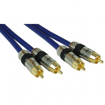 InLine 89701P audio/video cable
