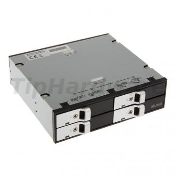 "Akasa Elite 5,25 "" rámeček pro vier 2,5 "" HDD/SSD"