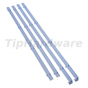 BitFenix Mesh-Stripes pro Shinobi XL Big-Tower - blue