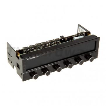 "Lamptron FC5 V3 Fan Controller 5,25 "" - black"