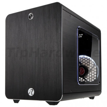 RAIJINTEK METIS PLUS Mini-ITX - black Window