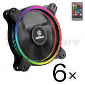 Enermax T.B. RGB 120mm, Set 6x [UCTBRGB12-BP6]