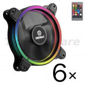 Enermax T.B. RGB 120mm, Set 6x [UCTBRGB12-BP6]