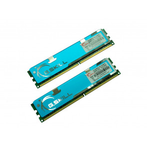 G.Skill DIMM 2GB DDR2-800 Kit (CL4 4-4-12)