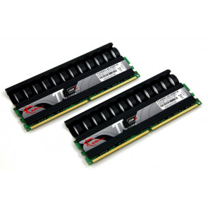 G.Skill DIMM 4GB DDR2-1066 Kit PI Black-Serie