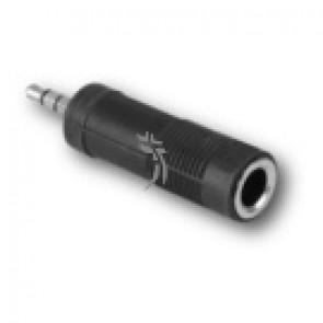 Adaptér 6,3mm - 3,5mm