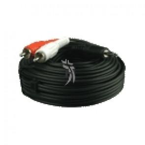 Kabel 3,5mm - StereoCinch 10m