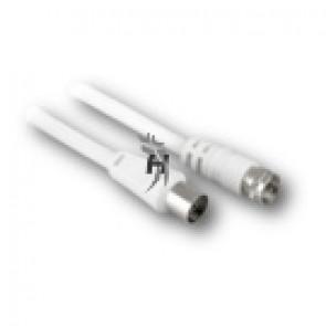 Kabel F konektor > Koax. 5,0m