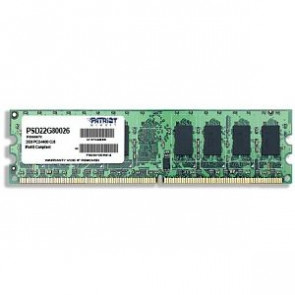 Patriot DIMM 2GB DDR2-800